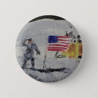 宇宙飛行士(2).JPG 5.7CM 丸型バッジ