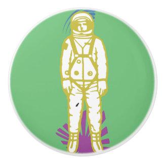 宇宙飛行士V2の陶磁器のノブ セラミックノブ