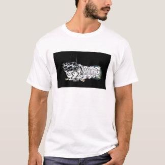 宇宙飛行船 Tシャツ