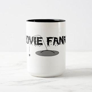 宇宙飛行船B映画マグ ツートーンマグカップ