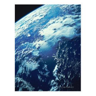 宇宙16からの地球 ポストカード
