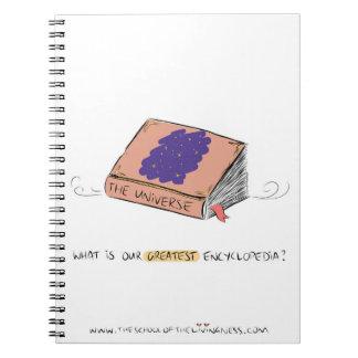 宇宙80ページのノート ノートブック