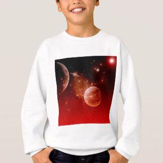 宇宙 スウェットシャツ