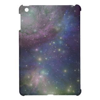 宇宙、星、銀河系および星雲 iPad MINI カバー