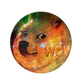 宇宙-総督- shibe - wow総督 磁器プレート