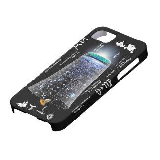 宇宙 iPhone 5 COVER