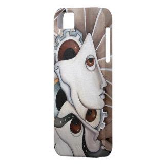宇宙iPhone 5の芸術の例 iPhone SE/5/5s ケース