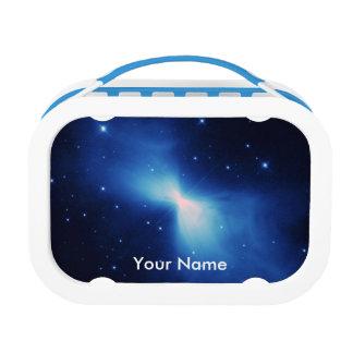 宇宙NASAのブーメランの星雲 ランチボックス
