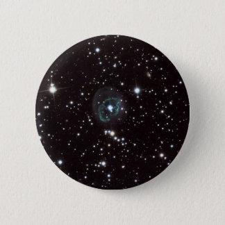 宇宙NASAのAbellの銀河系 5.7cm 丸型バッジ