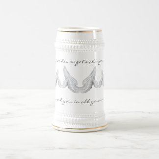 守り神 ビールジョッキ