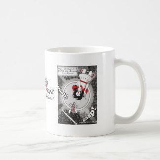「安い及び離婚より速く」のマグ コーヒーマグカップ