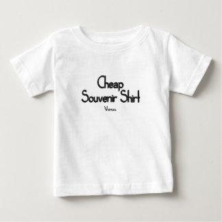 安い記念品のワイシャツ ベビーTシャツ