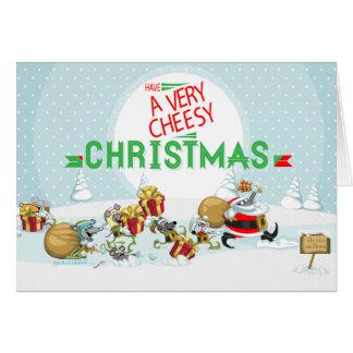 安っぽい人々のためのクリスマスカード カード