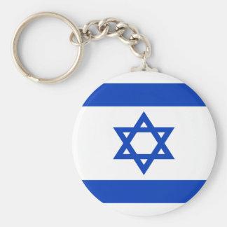 安価! イスラエル共和国の旗 キーホルダー