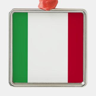 安価! イタリアの旗 メタルオーナメント