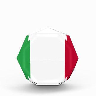安価! イタリアの旗 表彰盾