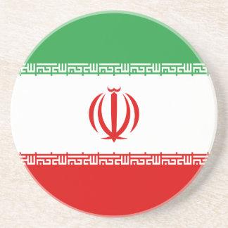 安価! イランの旗 コースター