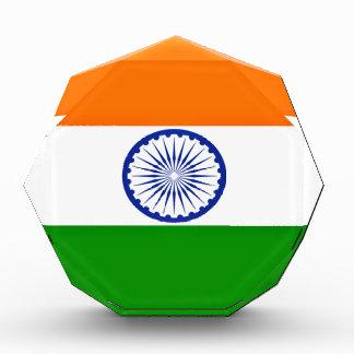 安価! インドの旗 表彰盾