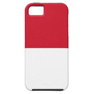 安価! インドネシアの旗 iPhone SE/5/5s ケース