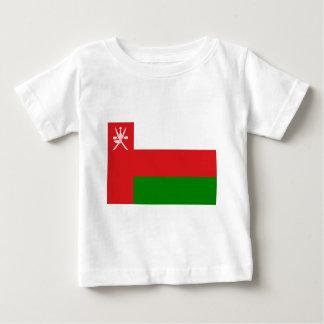 安価! オマーンの旗 ベビーTシャツ
