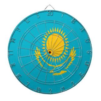 安価! カザフスタンの旗 ダーツボード