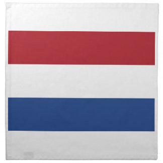 安価! カリブのなネザーランド旗 ナプキンクロス