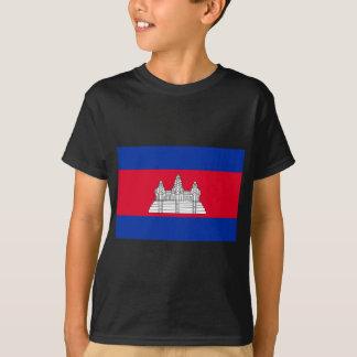 安価! カンボジアの旗 Tシャツ