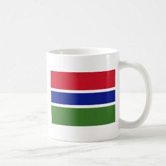 安価! ガンビアの旗 コーヒーマグカップ