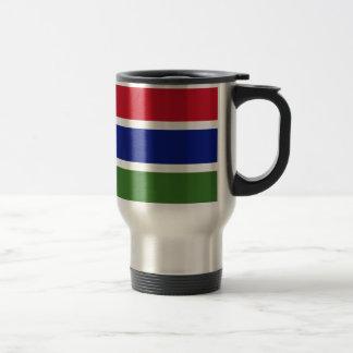 安価! ガンビアの旗 トラベルマグ