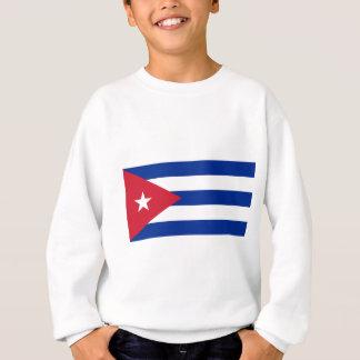 安価! キューバの旗 スウェットシャツ
