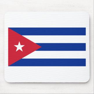 安価! キューバの旗 マウスパッド