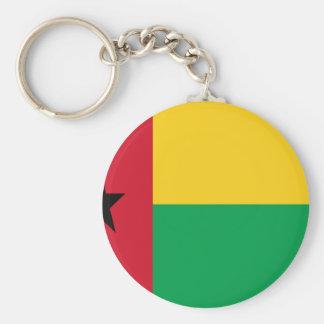 安価! ギニア-ビサウの旗 キーホルダー