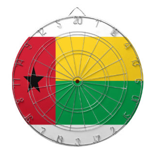 安価! ギニア-ビサウの旗 ダーツボード