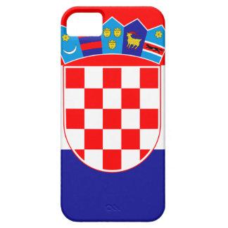 安価! クロアチアの旗 iPhone SE/5/5s ケース
