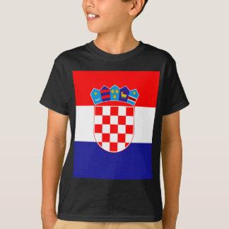 安価! クロアチアの旗 Tシャツ