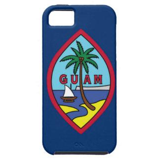 安価! グアムの旗 iPhone SE/5/5s ケース