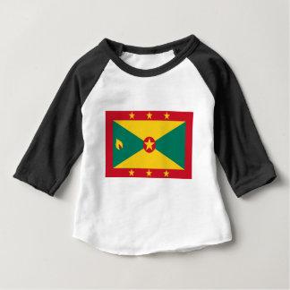 安価! グレナダの旗 ベビーTシャツ