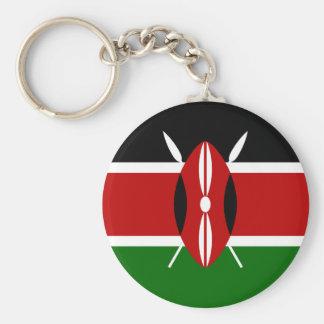 安価! ケニヤの旗 キーホルダー