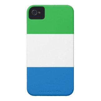 安価! シエラレオネの旗 Case-Mate iPhone 4 ケース