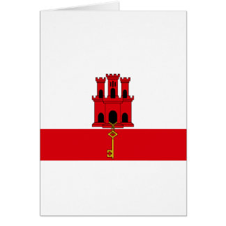 安価! ジブラルタルの旗 カード