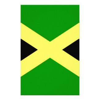 安価! ジャマイカの旗 便箋