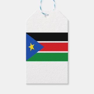 安価! スーダンの南旗 ギフトタグ