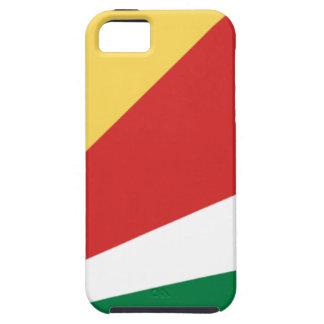 安価! セイシェルの旗 iPhone SE/5/5s ケース