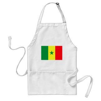 安価! セネガルの旗 スタンダードエプロン