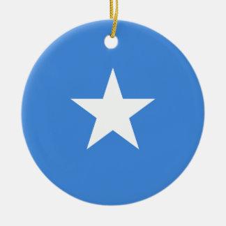 安価! ソマリアの旗 セラミックオーナメント