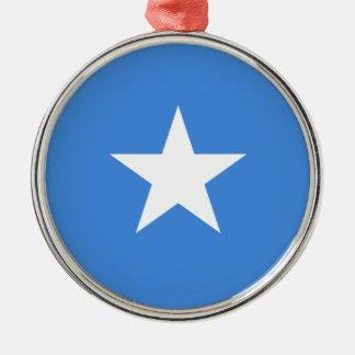 安価! ソマリアの旗 メタルオーナメント