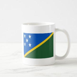 安価! ソロモン諸島の旗 コーヒーマグカップ