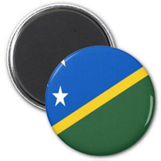 安価! ソロモン諸島の旗 マグネット