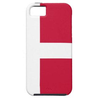 安価! デンマークの旗 iPhone SE/5/5s ケース
