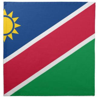 安価! ナミビアの旗 ナプキンクロス